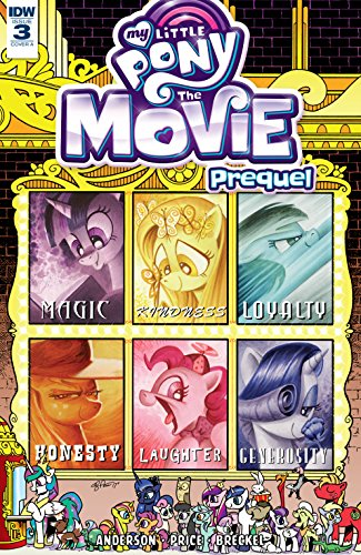 My Little Pony: The Movie Prequel #3 -