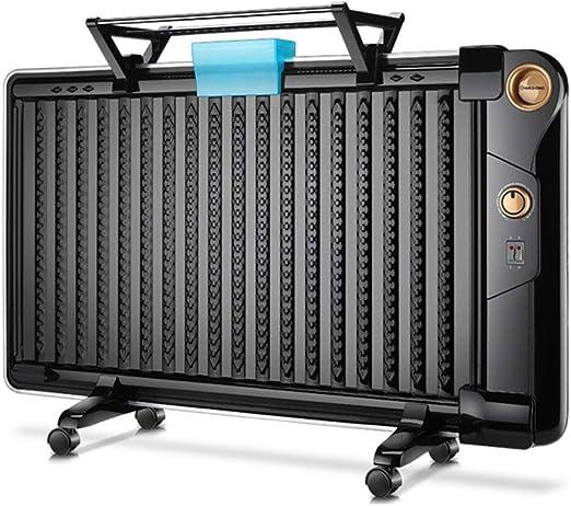LVZAIXI Calentador Tipo de Placa Delgada Calentador eléctrico para ...