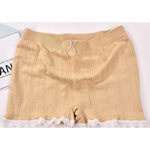 Tinksky Damen Frauen Kurze Leggings Unterwäsche Sicherheit Shorts unter  Rock Shorts für Kleid  Amazon.de  Bekleidung e511cdde23