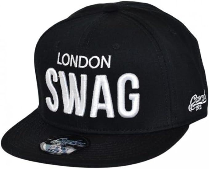 Carbon 212 - Gorra de béisbol - para hombre negro London Swag ...