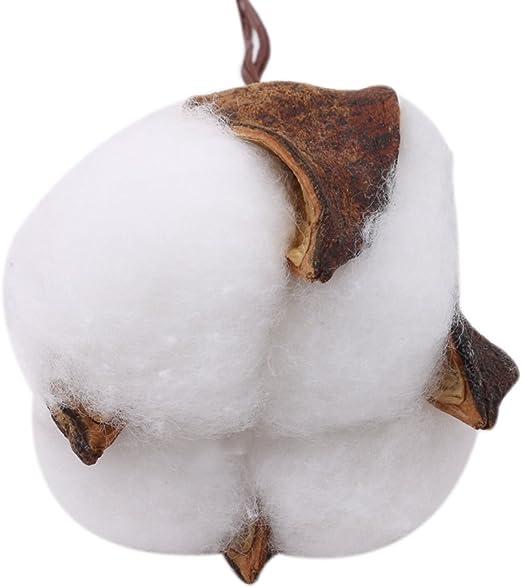 Dolland - 10 pernos de mezcla de algodón natural y sintético ...