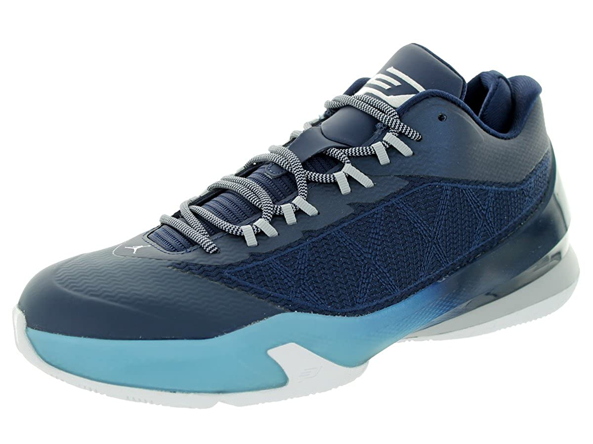 free shipping 08ff8 32383 Amazon.com   Nike air Jordan CP3.VIII Mens Basketball Trainers 684855 Sneakers  Shoes (UK 8.5 US 9.5 EU 43, mid Navy White Gym Blue Legend Blue 407)   ...