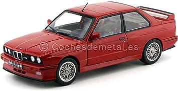 1:18 Solido BMW M3 E30 1990 red