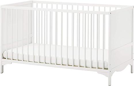 IKEA.. 703.624.13 Cuna Solgul, Color Blanco: Amazon.es: Hogar