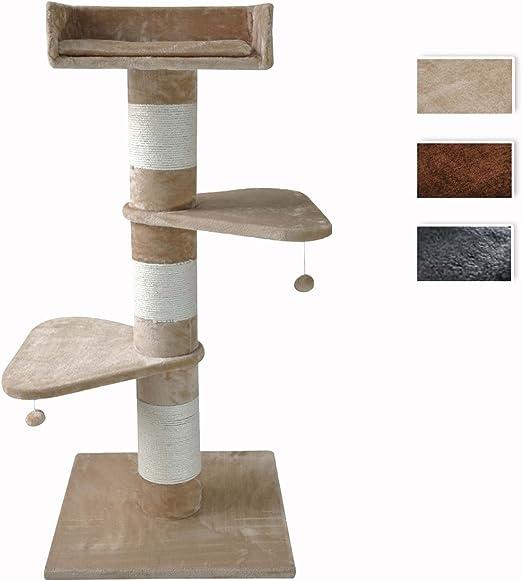 Delman Luxus Gatos (XXL Size Maine Coon Rascador para Grandes Gato 10 – 3002: Amazon.es: Productos para mascotas