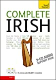 Complete Irish Beginner to Intermediate Book and Audio Course: CD only