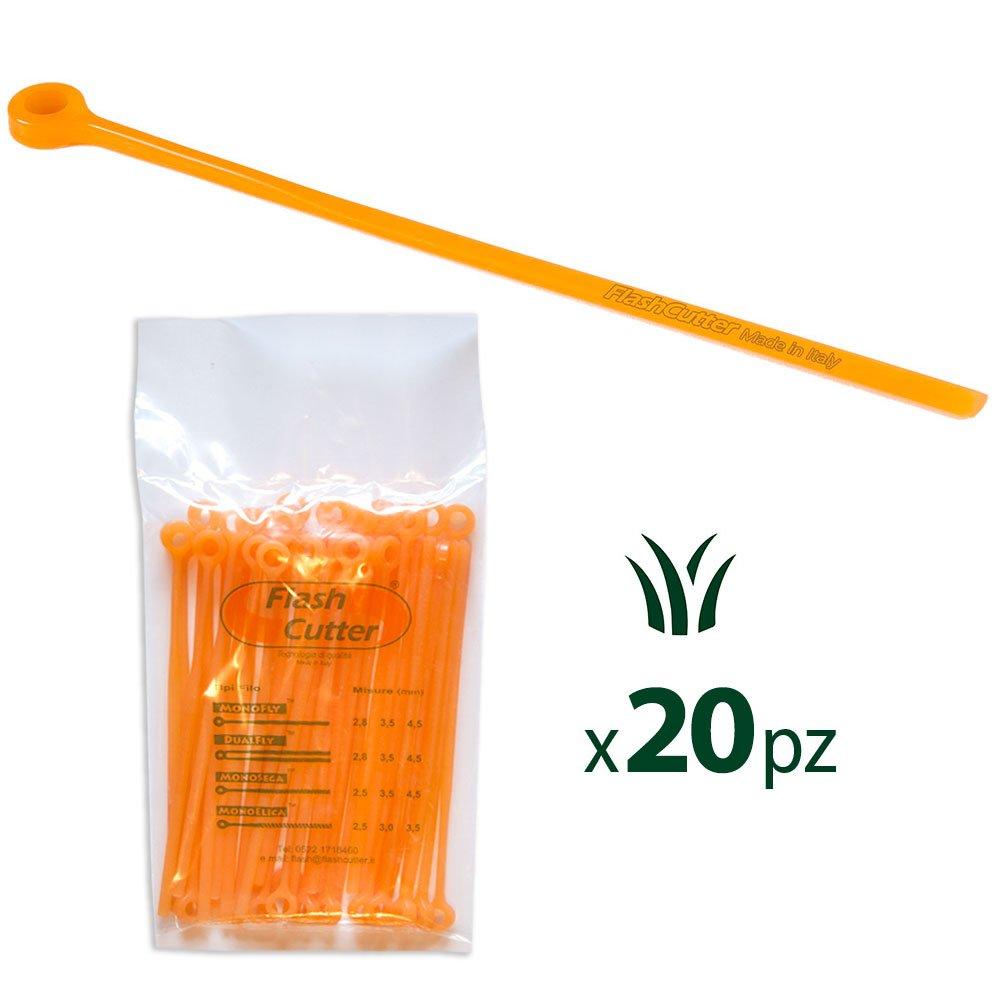 Varillas MonoFly de 4.5 mm, para cabezal de desbrozadora Flash ...