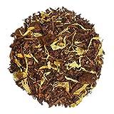 The Tea Farm - Apricot Honeybush Rooibos Herbal Tea - African Loose Herbal Tea (16 Ounce Bag)