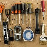 National Hardware S819-841 CD8377 51 Piece Peg Board Hook Kit in Zinc