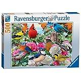 Ravensburger Garden Birds - 500 pc Puzzle