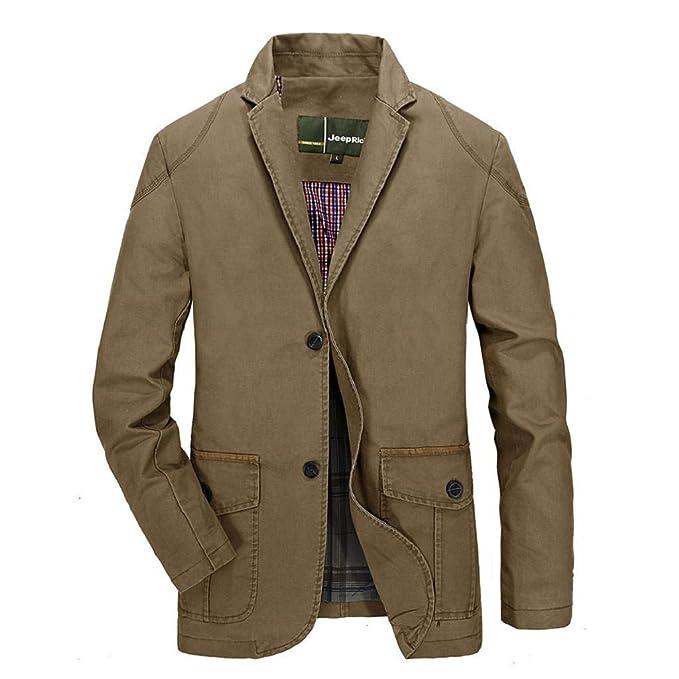 QUICKLYLY Trajes Hombre Chaquetas Charm Encanto Casual Un Botón Apto Fit Suit Traje Blazer Abrigo Tops Fiesta Lentejuelas Chaqueta Esmoquin Estampada ...