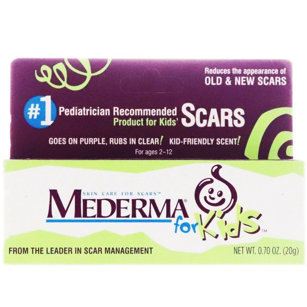 Mederma For Kids 20 G Pack Of 4 Buy Online In Bermuda