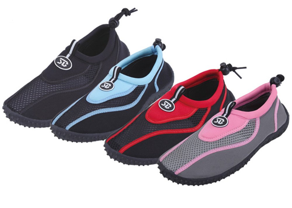Starbay Wholesale Star Bay Brand Women's Water Shoes 36 Pairs Total Size 6-11