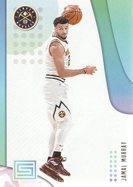 premium selection d593e d286f 2018-19 Panini Status Basketball #52 Jamal Murray Denver ...