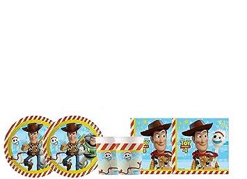 Irpot Kit - A Fiesta de cumpleaños de Toy Story 4: Amazon.es ...