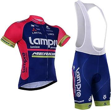 FMHAO Ropa Deportiva Transpirable para Bicicleta de montaña, Ropa ...