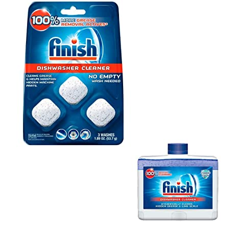 Amazon.com: Limpiador de lavavajillas en el lavado: limpia ...