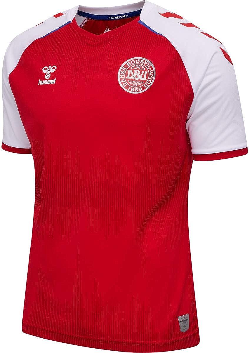 Hummel DBU Danish National Soccer Team Official 20/21 Jerseys