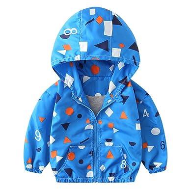d9b2d05ea Amazon.com  Sameno Children Coat
