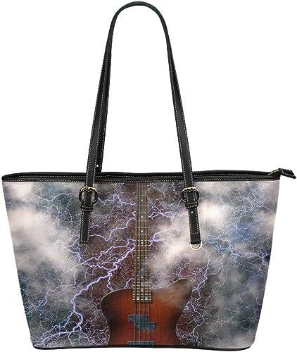 Jazz Rock Cool Guitarra eléctrica niño grande de cuero suave con ...