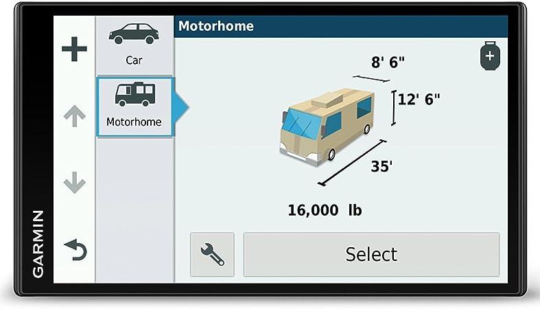 Garmin Camper 770 Lmt D Navigationsgerät 17 7 Cm 6 95 Zoll Multitouch Glasdisplay Europa Fahrspurassistent Integriertes Wlan Schwarz Navigation
