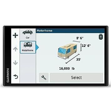 Garmin Camper 770 LMT-D w/BC30 - Navegador GPS con mapas de por Vida ...