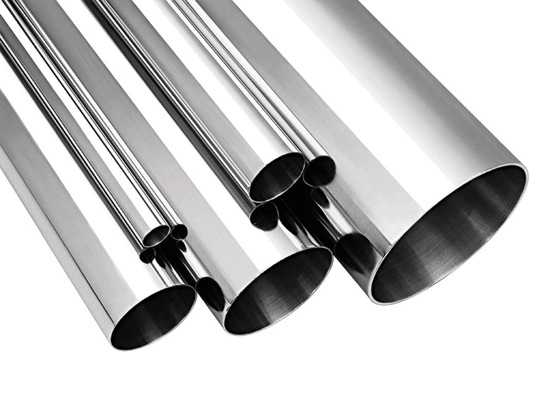 spessore 1 mm diametro 65 mm 1000 mm Set 2 Tubi in acciaio inox Aisi 304