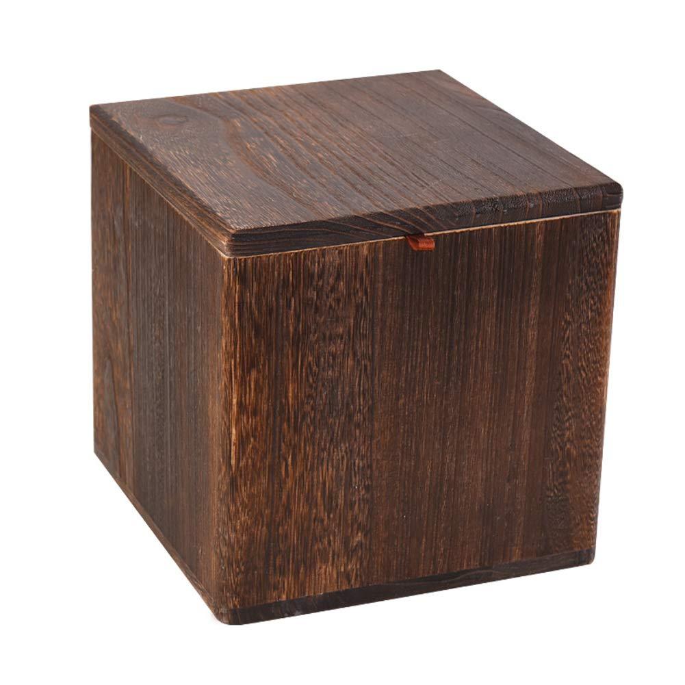Mesa de Centro Cubo, Fabricado en Madera Maciza
