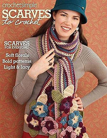 Soho Publishing-Scarves To Crochet (Soho Publishing)