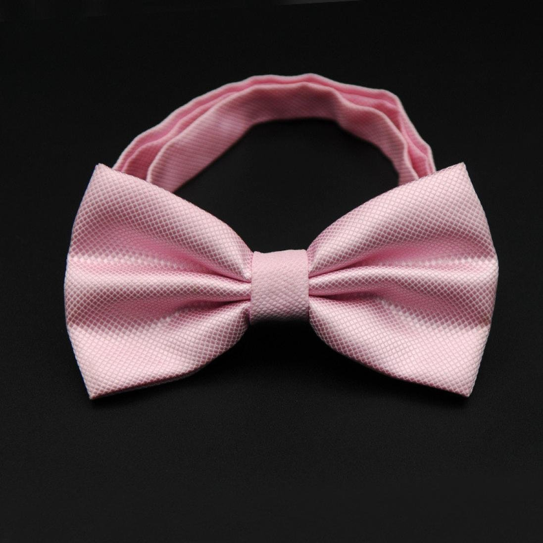 NEWONESUN Mens Butterfly Cravat bowtie Wedding commercial bow ties Accessories