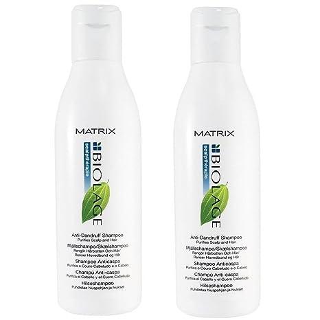 Buy Matrix By Fbb Biolage Anti Dandruff Shampoo 200ml Pack Of 2