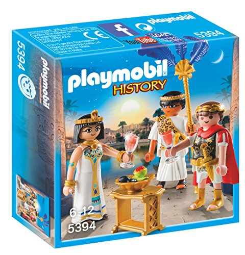 Playmobil 5394 Caesar and Cleopatra