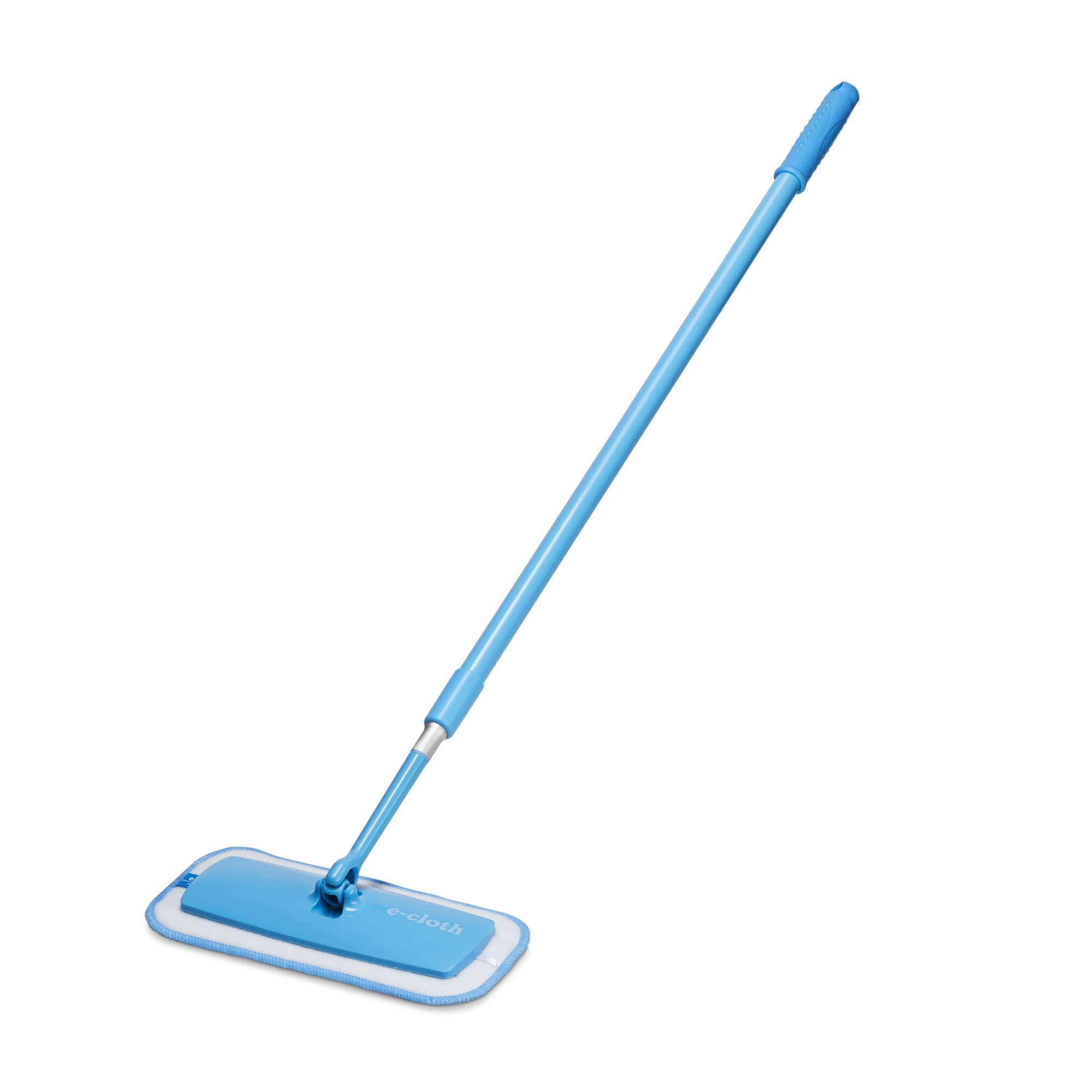 E-Cloth Mini Deep Clean Mop - Compact European Microfiber Damp Mop with Sturdy Telescoping Handle by E-Cloth (Image #1)