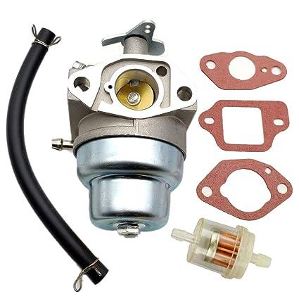 ALLMOST - Carburador para Honda GCV190 HRB217 HRX217 motor ...