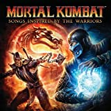 Mortal Kombat: Songs Inspired By Warriors Soundtrack Edition by Mortal Kombat: Songs Inspired By the Warriors (2011) Audio CD