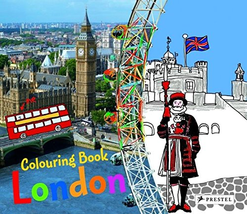 Colouring Book London (Colouring Books)