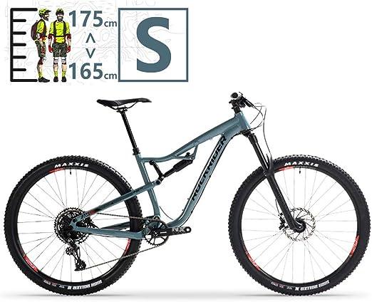 QMMD Adulto Bicicleta Montaña 29 Pulgadas, Bicicleta Doble ...