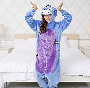 Pijamas Unisex Pijamas de Animales Adultos Pijamas de ...