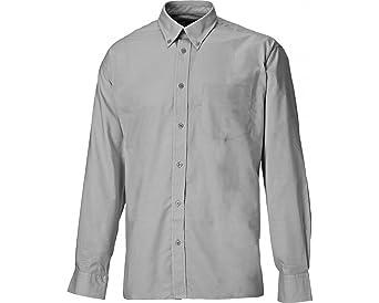 Dickies SH64200-SG-15 Oxford - Camisa de manga larga (talla 15), color gris: Amazon.es: Industria, empresas y ciencia