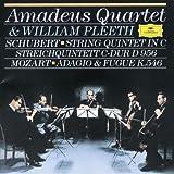 Schubert: String Quintet in C Major, D 956 (Op. post 163) / Mozart: Adagio and Fugue in C Minor, K.546