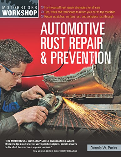 Automotive Rust Repair and Prevention (Motorbooks Workshop), used for sale  Delivered anywhere in USA
