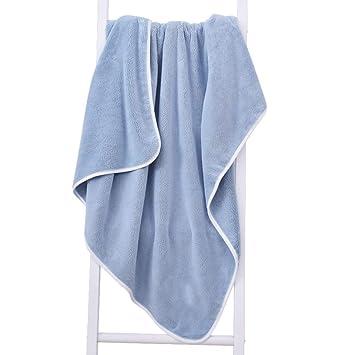 DWW Las Toallas de baño para bebés Son principalmente de algodón, absorbentes, engrosadas, recién Nacidas, Toallas Grandes, Invierno (Color : B): Amazon.es: ...