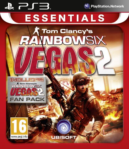 Rainbow Six Vegas 2 Complete Edition: PlayStation 3 Essentials (PS3) (Tom Clancys Rainbow Six Vegas 2 Ps3)