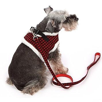 Amazon.com : ZackX Dog No Pull Harness with Leash, Soft Fleece Inner