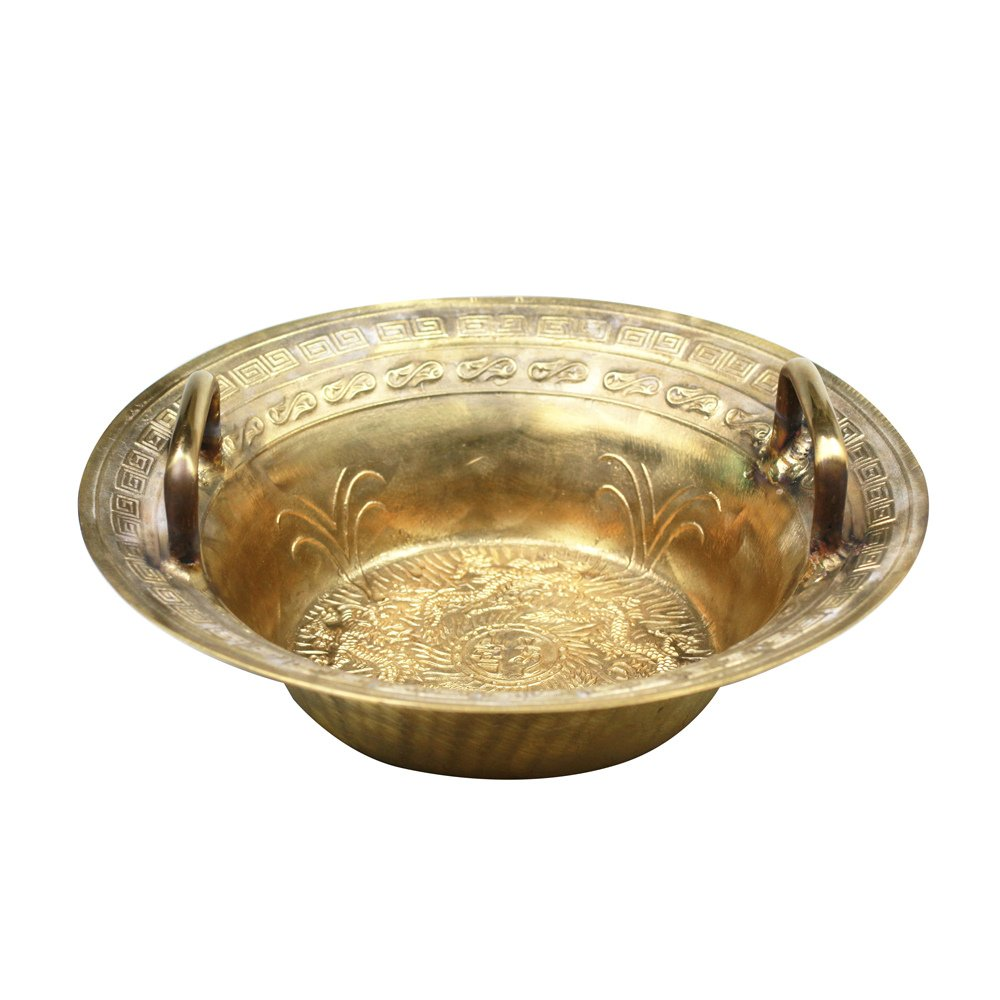 Mr. Sci Science Factory Chinese Spouting Bronze Bowl