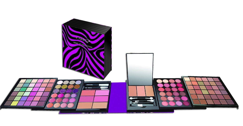 Amazon.com: Colección de maquillaje Cameo Modelo N.º 296A ...
