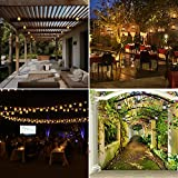 Solar Lights Outdoor Hanging Solar Lantern 6 Pack, Solar Garden Lights Patio Landscape Yard, Warm White Candle Flicker, Auto Sensor On Off