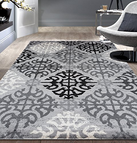 Contemporary Geometric Design Gray Indoor product image