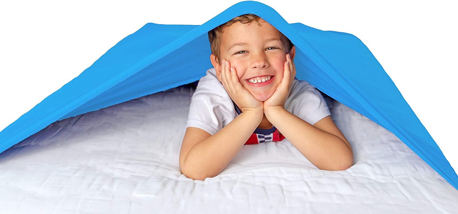Hug Sheets Sensory Compression Blanket for Kids, Toddlers, and Adults