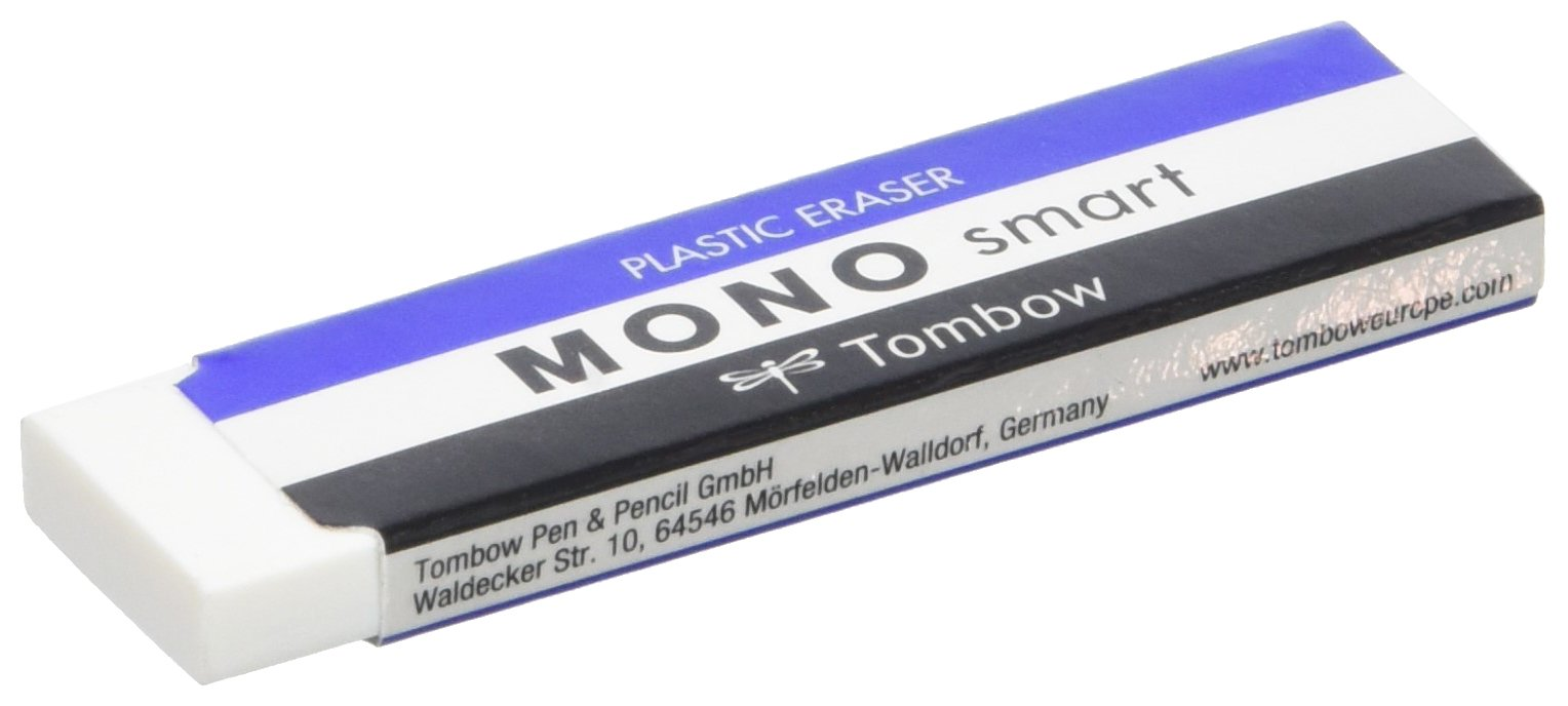 Tombow Mono Smart Eraser - Extra-fina, Pack of 20, 9 g by Tombow (Image #1)